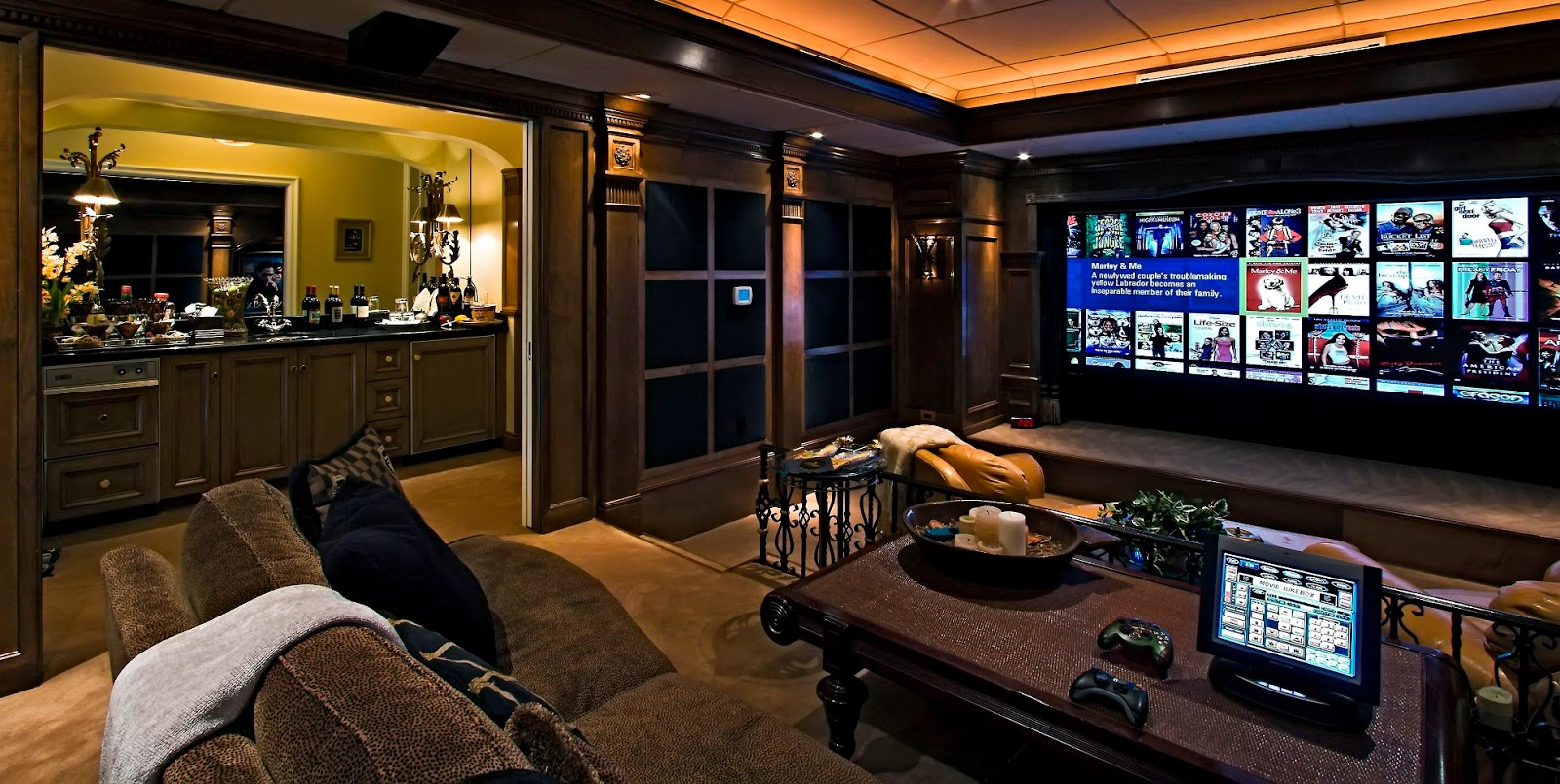 Designing & Building a Home Theater #3 – Creating A Home Theater System To Be Used in a Medium Shared Environment