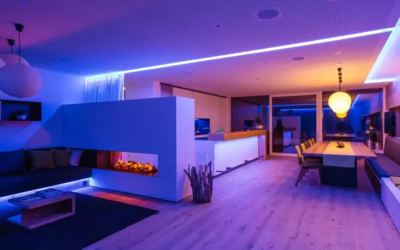 3 Main Benefits To Using Smart Lighting In Your Home or Office…