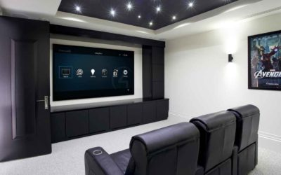 Designing & Building a Home Theater #4 – Screen Height, Position, and Visibility Requirements…