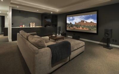 Designing & Building a Home Theater #7 – Tips for Placing Screens, Projectors, and Speakers…